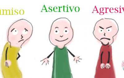 Estilos de comunicación: Sumiso – Asertivo – Agresivo