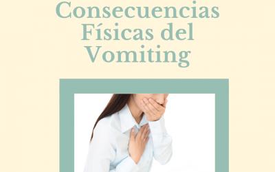 """""""VOMITING"""" Y TRASTORNOS DE LA CONDUCTA ALIMENTARIA (I): CONSECUENCIAS FÍSICAS DE LOS VÓMITOS."""