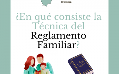 ¿CONOCES LA TÉCNICA DEL REGLAMENTO FAMILIAR?